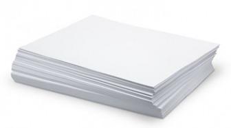 Бумага для письма по Брайлю (1 кг)