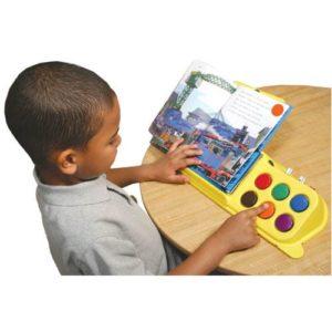 Коммуникатор для чтения и развития