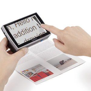 Портативный видеоувеличитель Compact Touch HD