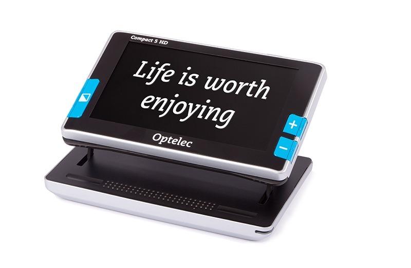 Портативный видеоувеличитель Compact 5 HD