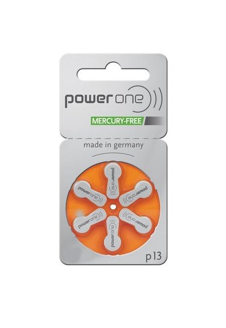 Батарейки для слухового аппарата тип 13