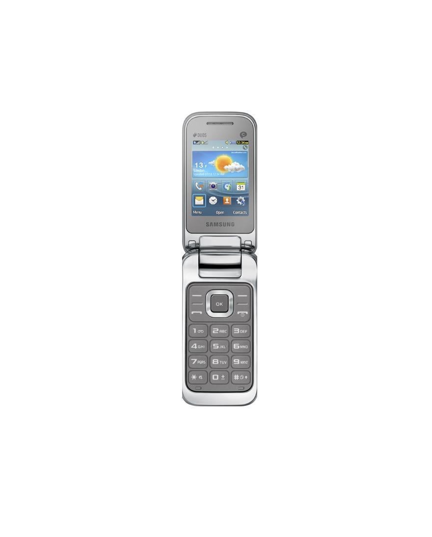 Говорящий телефон для слепых Samsung