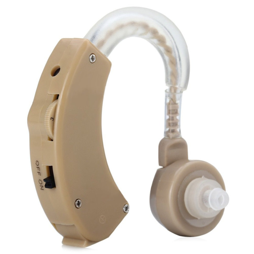 Усилитель слуха заушный