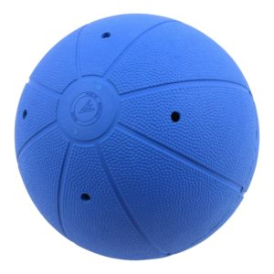 Мяч для голбола звенящий 900 грамм