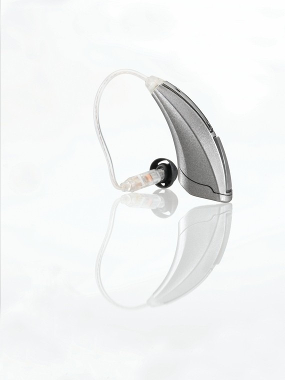Слуховой аппарат Nuear Intro 2 mini RIC