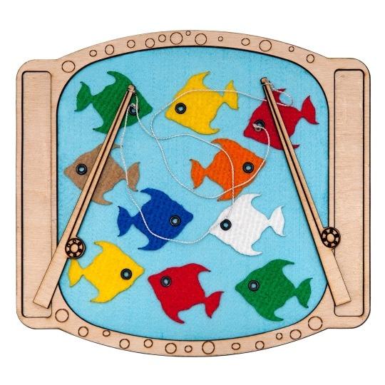 """Игра """"Веселая рыбалка"""""""