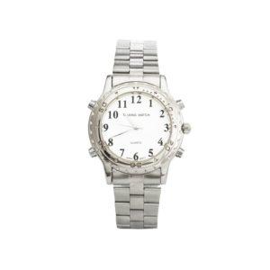 Часы говорящие наручные для слепых ARS-TK2004
