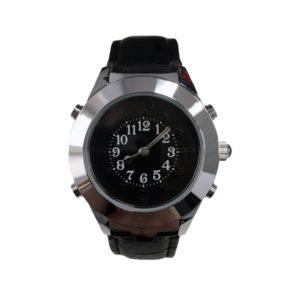 Часы кварцевые с метками тактильными Брайлем