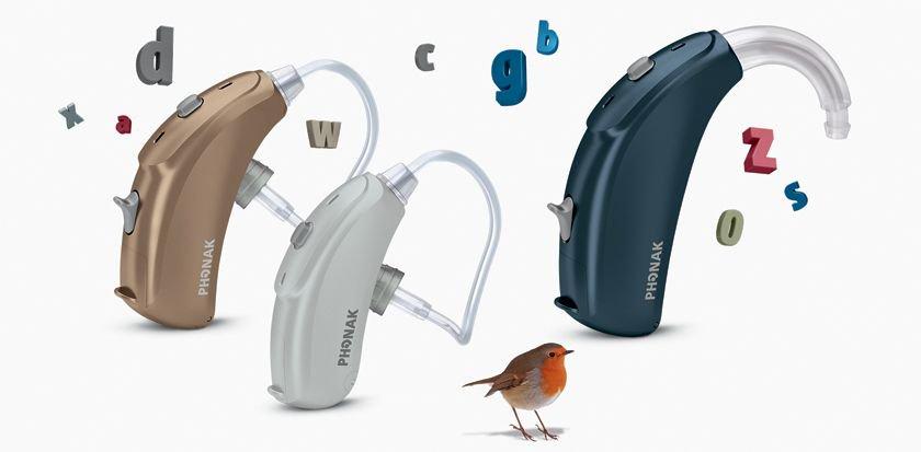 Слуховые аппараты Phonak - цены