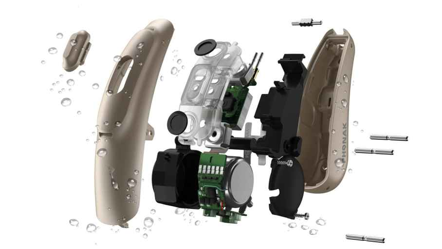 Сушка слуховых аппаратов