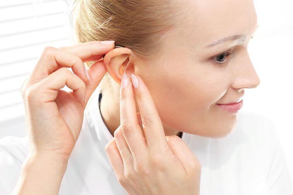 Время носки слуховых аппаратов